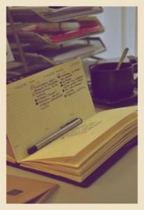 Планирование на бумаге + ROAD DIARY